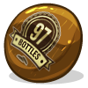 a 97 Bottles Button