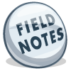 a Fieldnotes Pin