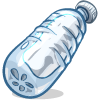 a Bottled Water