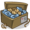 a Box of Cookies