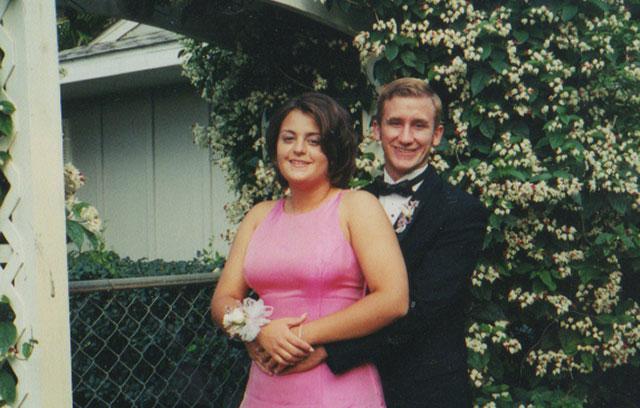 Amy's Senior Prom