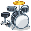 a Drumset