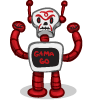 a Deathbot by GAMA-GO