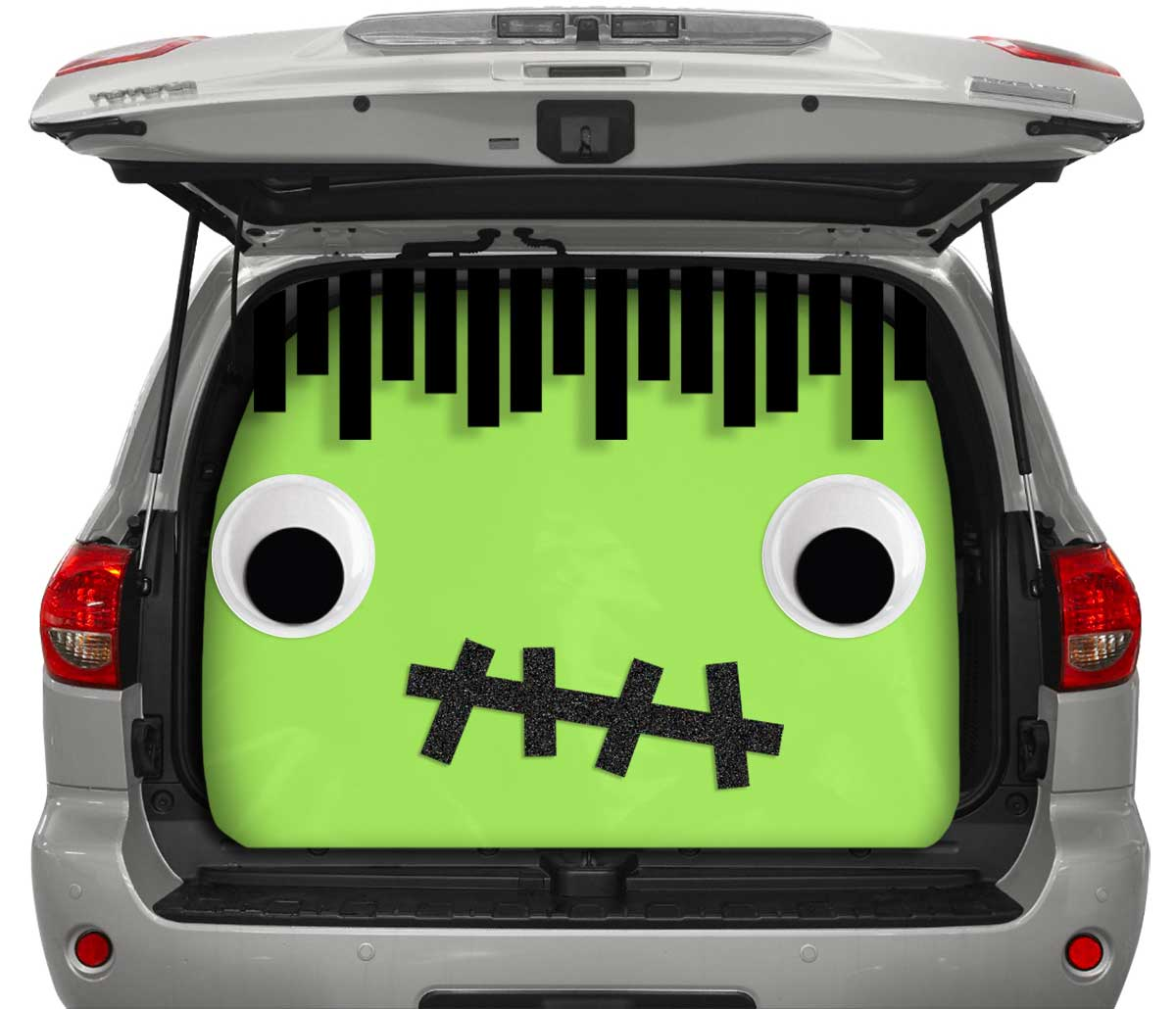 Maker's Halloween Trunk or Treat Kit-Frankenstein