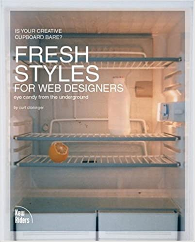 Book Cover of Fresh Styles For Web Designers