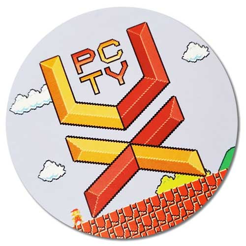 PCTY UX Sticker